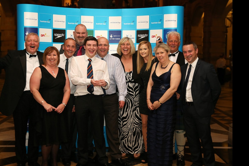 LDD - Scottish Swimming Club of the Year 2014