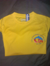 Yellow Cool T-Shirt (ADULT)